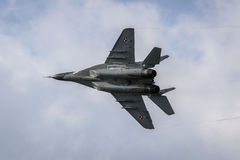 Polish MiG-29 Fulcrum Royalty Free Stock Photography