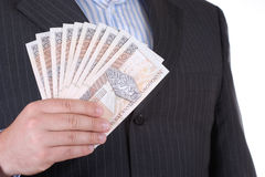 polish money Stock Photo