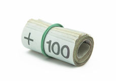 Polish money Royalty Free Stock Photos