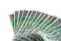 Polish money Stock Photo