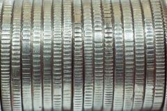 Polish money - coins Royalty Free Stock Photography