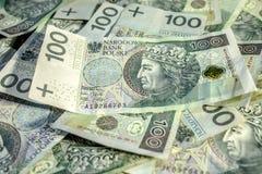 Polish money Royalty Free Stock Photo