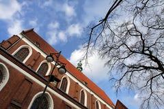 Polish monuments Stock Photo