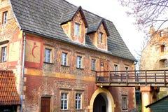 Polish monuments Royalty Free Stock Image