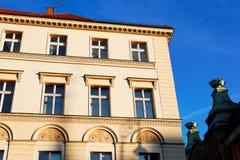 Polish monuments Royalty Free Stock Photo