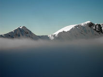 Polish mountains Royalty Free Stock Images