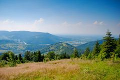 Polish Mountains Royalty Free Stock Photo