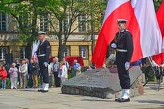 Polish Navy Day Royalty Free Stock Photo