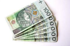 Polish notes Royalty Free Stock Photo
