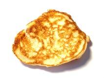 Polish pancake. Called placek or racuszek Royalty Free Stock Photo