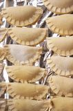 Polish pierogi Royalty Free Stock Photography