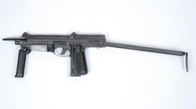 Polish PM63 SMG machine gun Stock Image