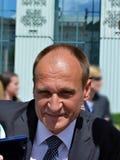 Polish politician Pawel Kukiz. Stock Images