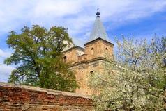 Polish roman-catholic church Stock Photos