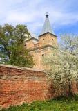 Polish roman-catholic church Stock Photo