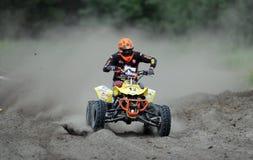 Polish Safari Rally Cross Championship Stock Images