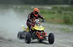 Polish Safari Rally Cross Championship Stock Photo