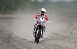 Polish Safari Rally Cross Championship Royalty Free Stock Photo