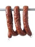 Polish sausage Stock Images