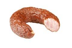 Polish sausage Stock Image