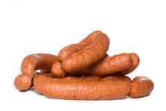 Polish Sausage Stock Photography