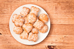 Polish sweets Royalty Free Stock Image