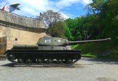 Polish tank Stock Photos