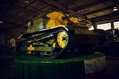 Polish tankette Royalty Free Stock Photos