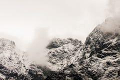 Polish Tatra Mountain rocks Stock Photo