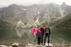 Polish Tatra mountains. Stock Images