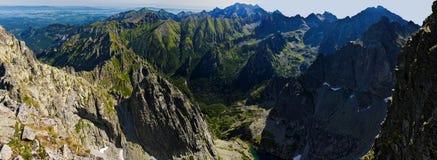 Polish Tatra mountains Stock Image