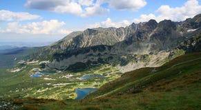 Polish Tatras Royalty Free Stock Photos