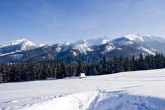 Polish Tatras mountains Royalty Free Stock Photos
