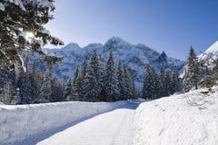 Polish Tatras mountains Stock Images