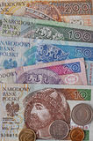Polish zloty Stock Photo