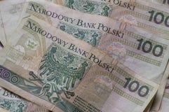 Polish Zloty Royalty Free Stock Images