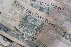 Polish Zloty Royalty Free Stock Photo