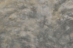 Polished bare concrete wall texture Stock Photos