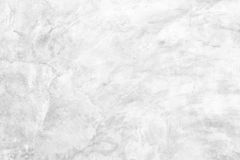 Polished bare concrete wall texture. Background surface white color Royalty Free Stock Images