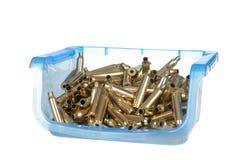 Polished cartridges Stock Images