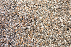 Polished granite plate texture Royalty Free Stock Photos