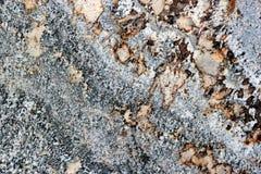 Polished granite stone texture background. Stock Image