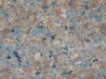 Polished granite surface Royalty Free Stock Photos