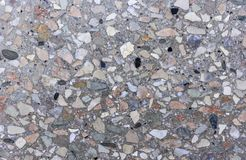 Polished granite texture multi-colored with marble stone royalty free stock photos