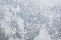 Polished grey concrete floor texture Royalty Free Stock Photos