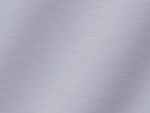 Polished Metal Background Royalty Free Stock Photography