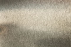 Polished metal surface texture Royalty Free Stock Photos