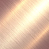 Polished metal texture. Steel brushed metallic background, vector illustration Royalty Free Stock Photos