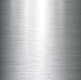 Polished metal texture. Royalty Free Stock Photos