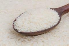 Polished rice Stock Photo